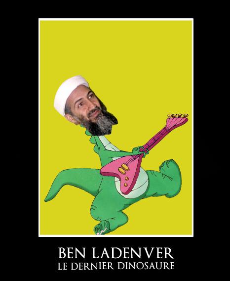 BEN LADENVER