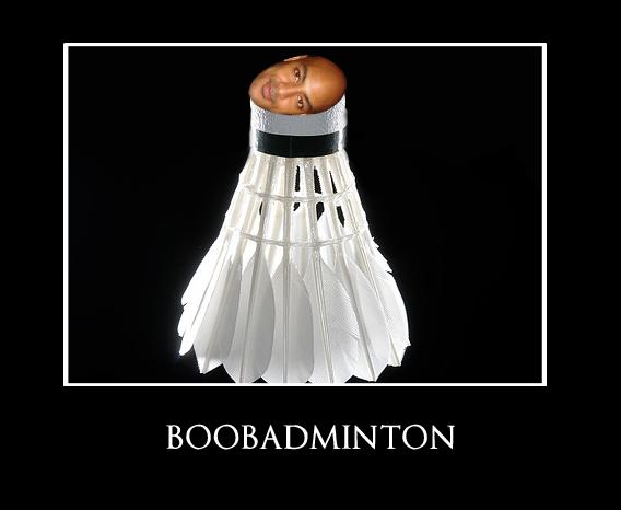 Boobadminton
