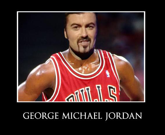 George Michael Jordan