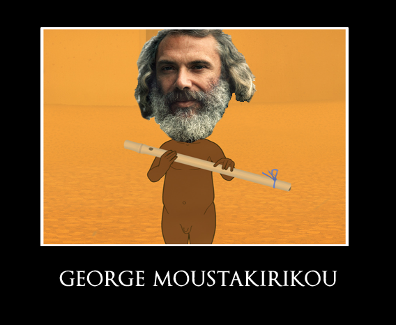 George Moustakirikou