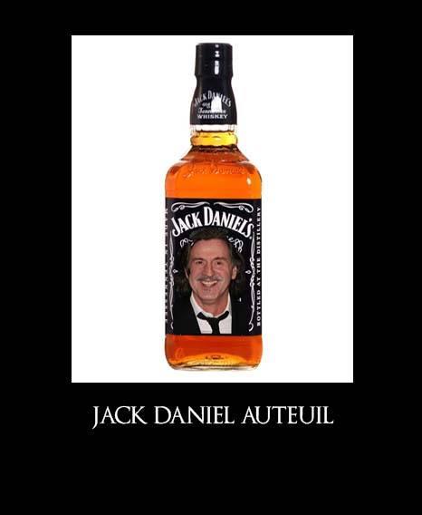 JACK DANIEL AUTEUIL