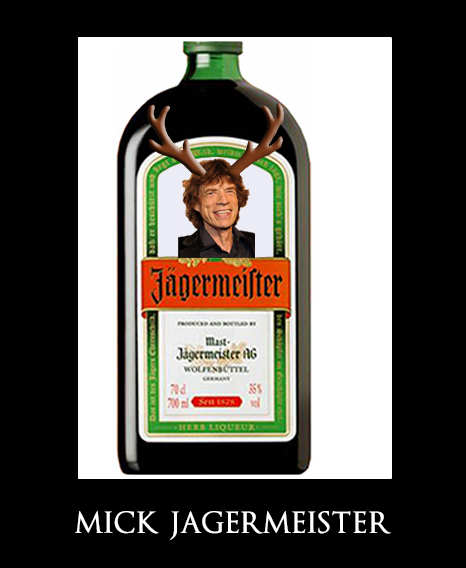 MICK JAGERMEISTER