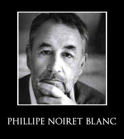 Phillipe Noiret Blanc