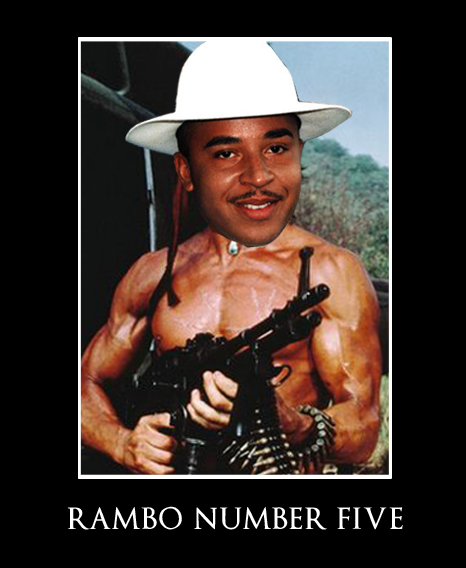 RAMBO NUMBER FIVE