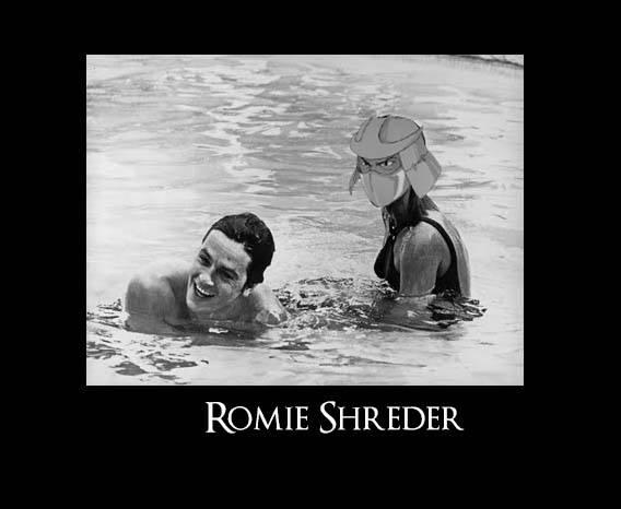 ROMIE SHREDER