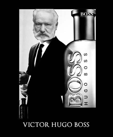 VICTOR HUGO BOSS