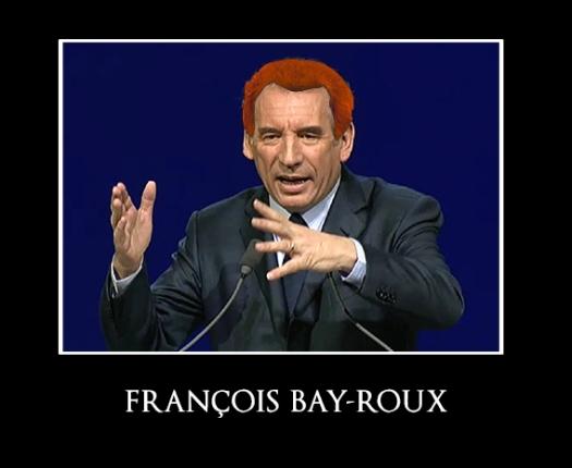 FRANCOIS BAYROUX