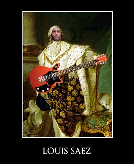 LOUIS SAEZ