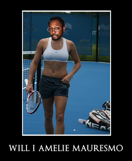 WILL I AMELIE MAURESMO