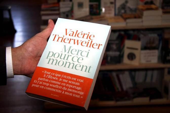 Extrait du livre de Valerie Trierweiler