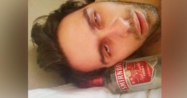 J'ai remplacé l'eau par de la vodka pendant une semaine